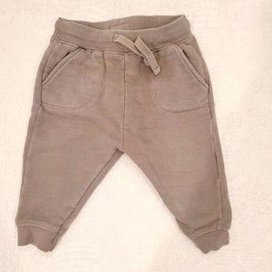 4for$20!! Zara Baby gray cotton pants